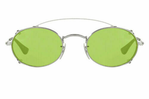NEW SPITFIRE SUNGLASSES SPRM - Silver/Olive Green