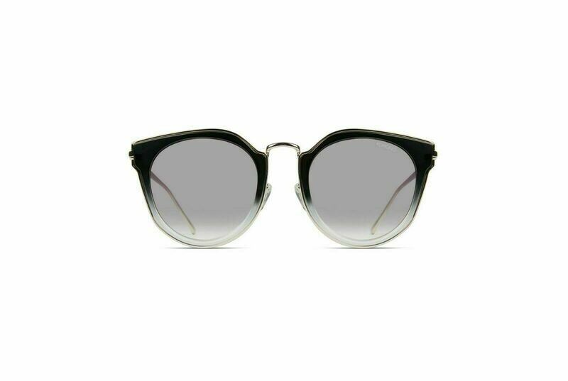 NEW KOMONO SUNGLASSES GABRIEL - Dusk/Gradient Smoke