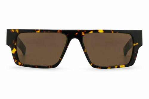 NEW SPITFIRE CUT SIX - TORT/BROWN SOLID ACETATE FRAME