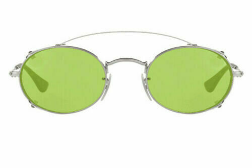 NEW SPITFIRE SUNGLASSES SPRM - Silver/Olive Green