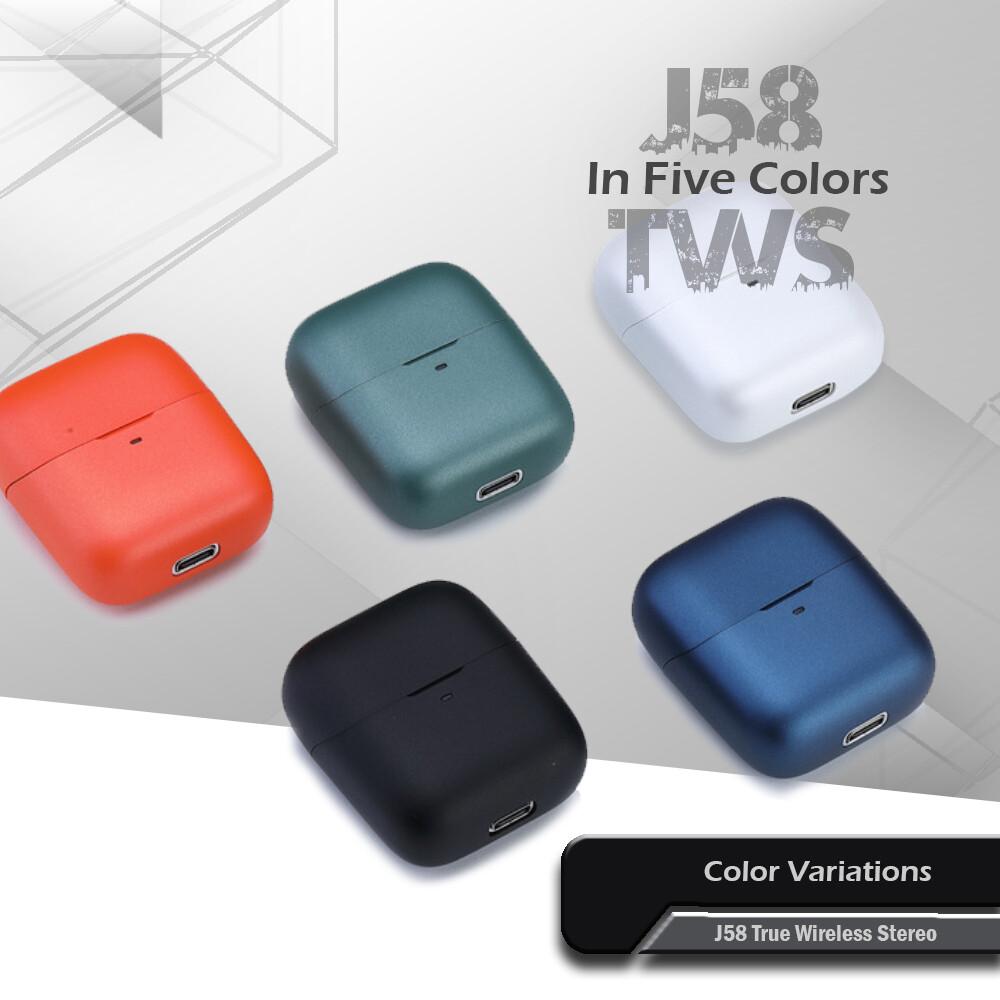 J58 Wireless Earbuds Low Latency TWS Gaming Bluetooth Earphone
