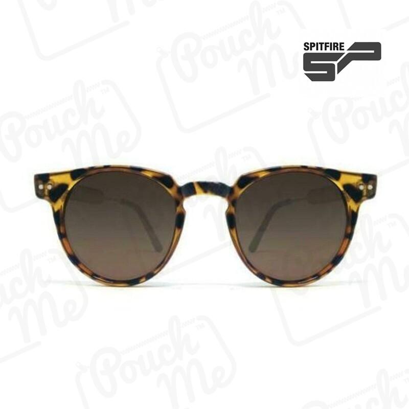 SPITFIRE® UK TEDDY BOY Designer Sunglasses   Tortoise Black