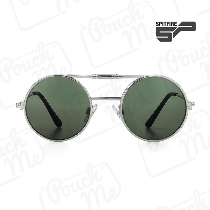 SPITFIRE® UK LENNON FLIP Designer Sunglasses   Green