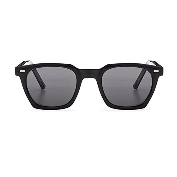 SPITFIRE® UK BC2 Designer Sunglasses   All Black Frame Lens