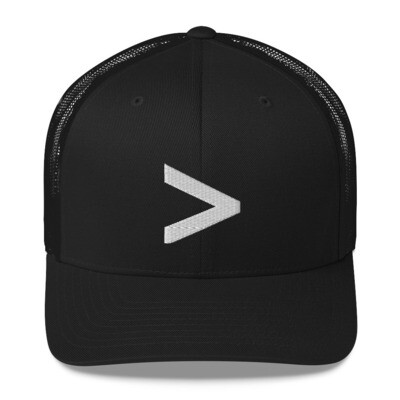 MORE Logo Trucker Cap