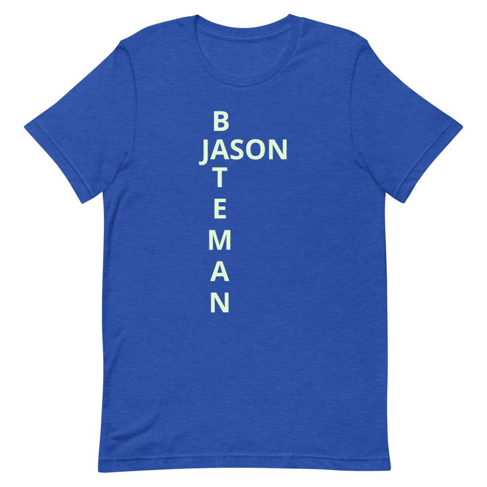 JASON BATEMAN Short-Sleeve Unisex T-Shirt