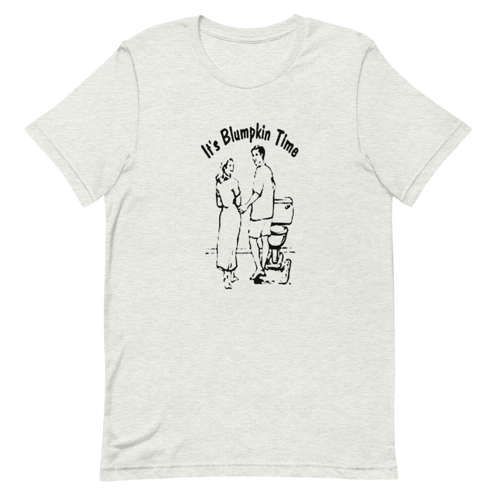 IT'S BLUMPKIN TIME Short-Sleeve Unisex T-Shirt