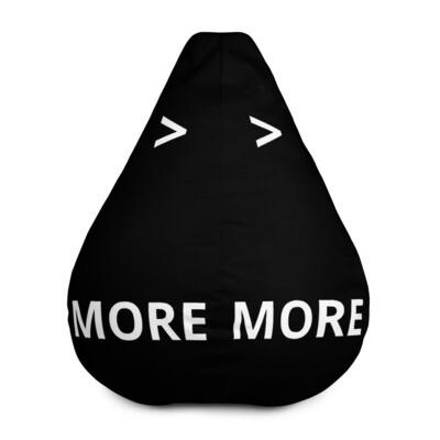 MORE Bean Bag Chair Cover