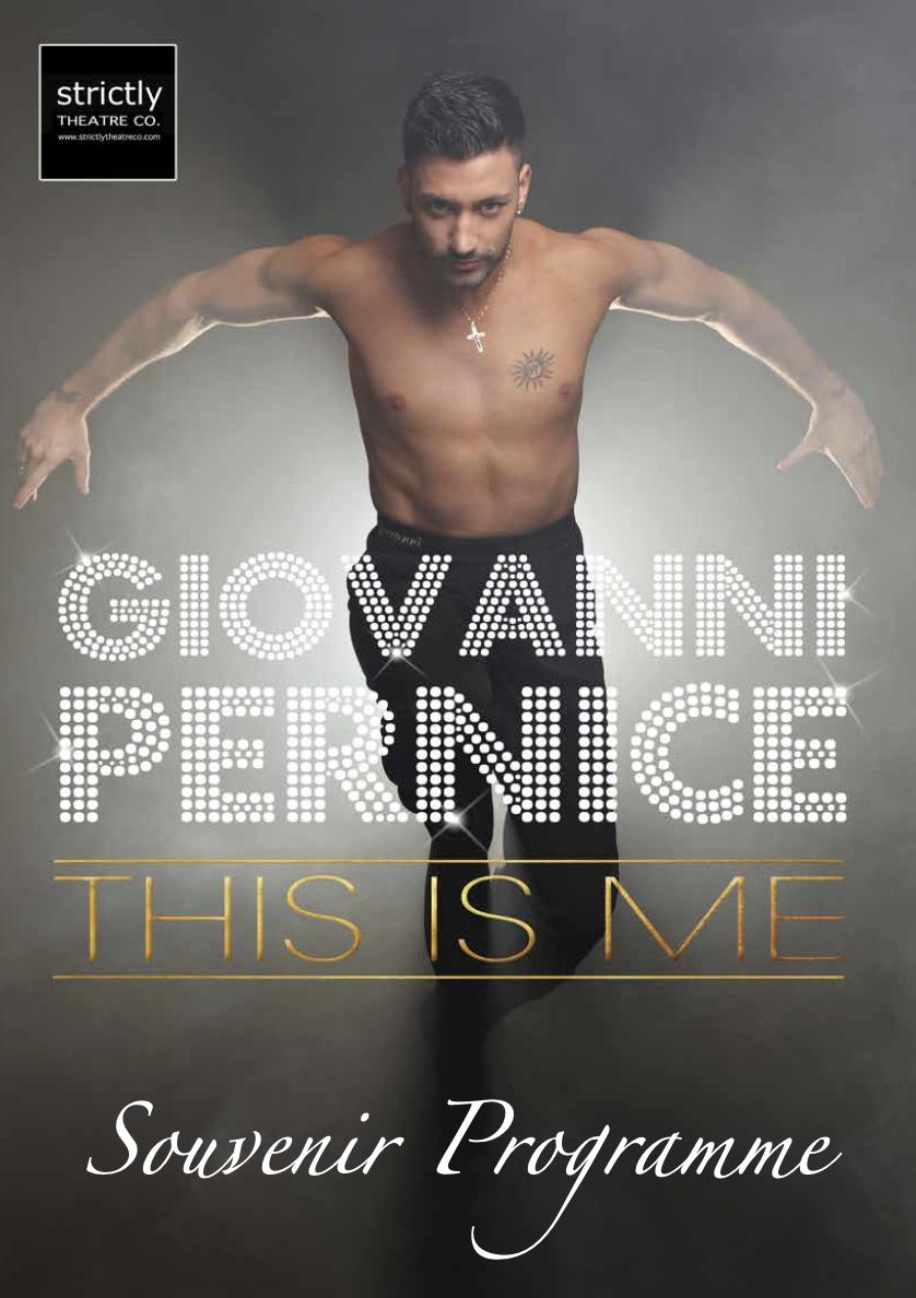 Giovanni 2020 Souvenir Programme