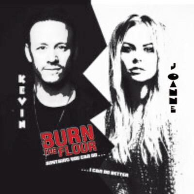 CD - Burn the Floor - Kevin Clifton & Joanne Clifton
