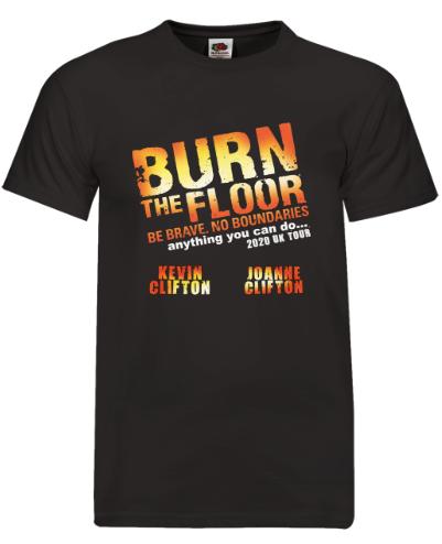 BURN THE FLOOR 2020 Tour T-Shirt (was £20)