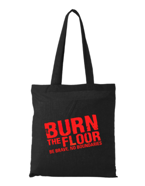 Burn the Floor - Tour Tote (was £5)