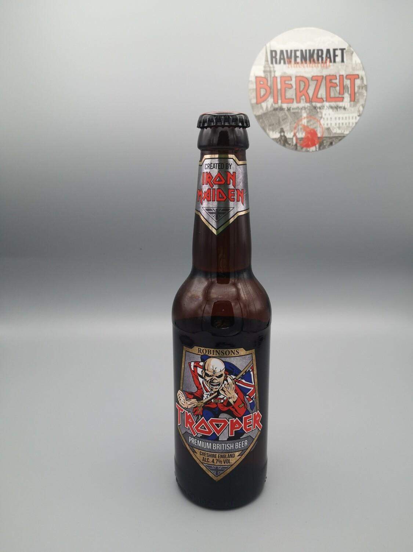 Robinsons Trooper (Iron Maiden Beer)