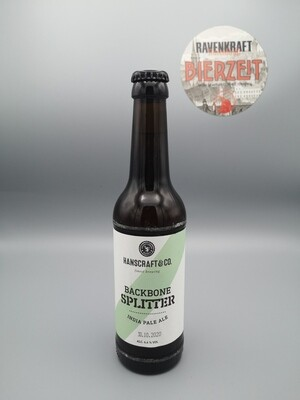Hanscraft & Co. Backbone Splitter