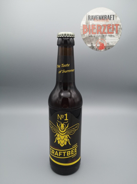 Craftbee – No.1 Amber Honey