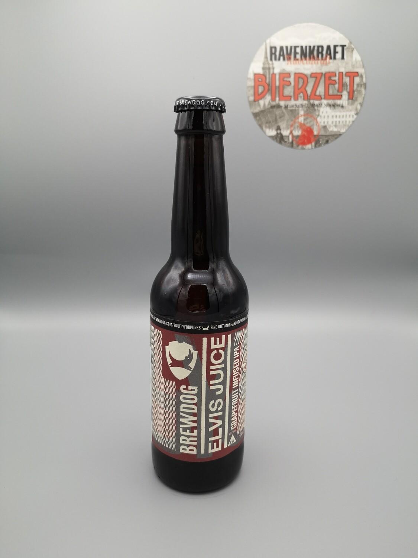 BrewDog – Elvis Juice IPA