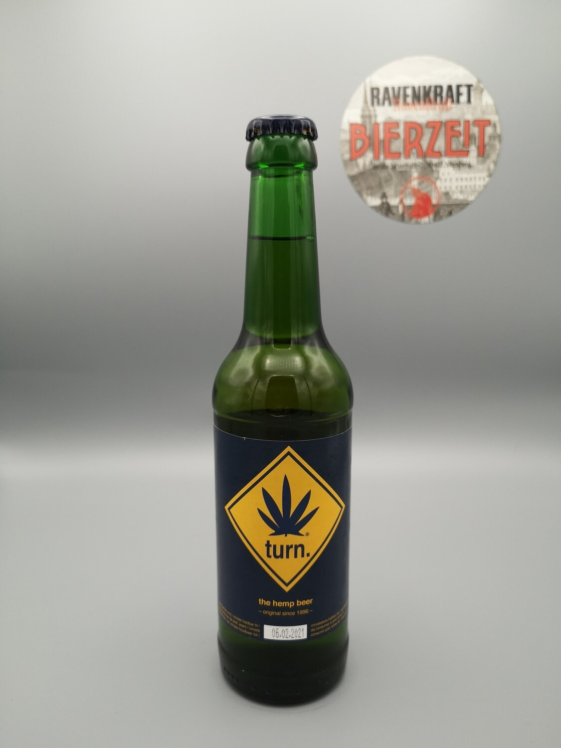 Turn Hanfbier - the hemp beer