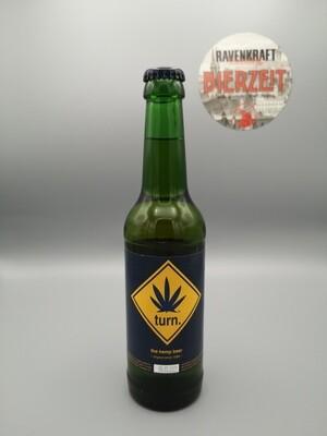 Turn Hanfbier - the hemp beer