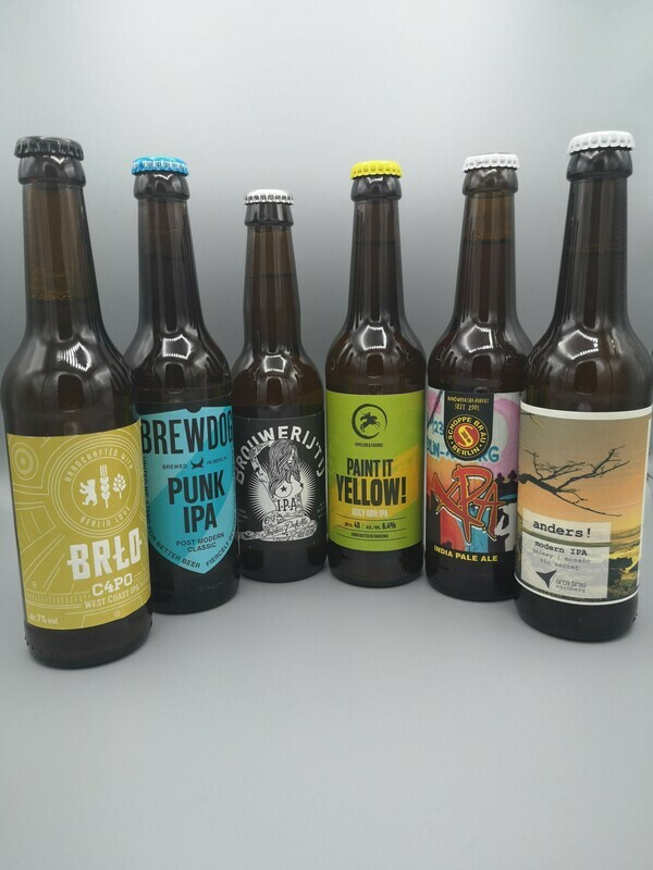 IPA Selection