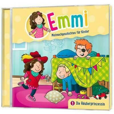 CD Die Räuberprinzessin - Emmi (1)