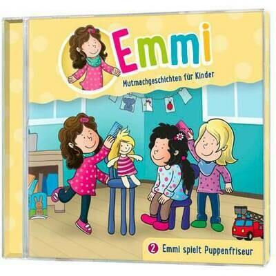 CD Emmi spielt Puppenfriseur Emmi (2)