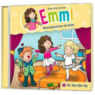 CD Der Oma-Opa-Tag - Emmi (5)