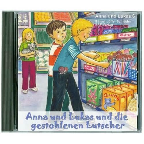 Anna und Lukas und die gestohlenen Lutscher CD (6)