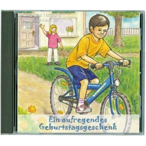 Ein aufregendes Geburtstagsgeschenk CD (9)
