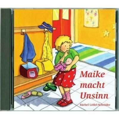 Maike macht Unsinn - CD (1)