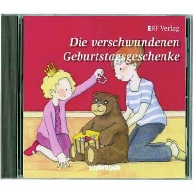 Die verschwundenen Geburtstagsgeschenke - CD (9)
