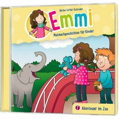 CD Abenteuer im Zoo - Emmi (7)