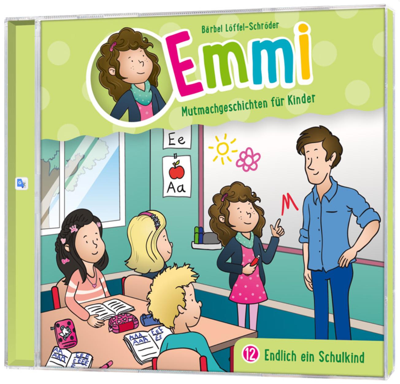 CD Endlich ein Schulkind - Emmi (12)