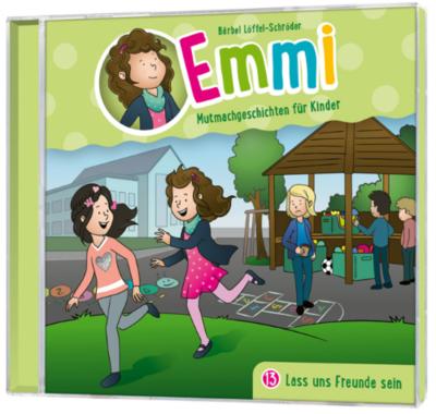 CD Lass uns Freunde sein - Emmi (13)
