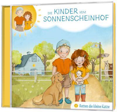 CD Retten die kleine Katze - Die Kinder vom Sonnenscheinhof (1)