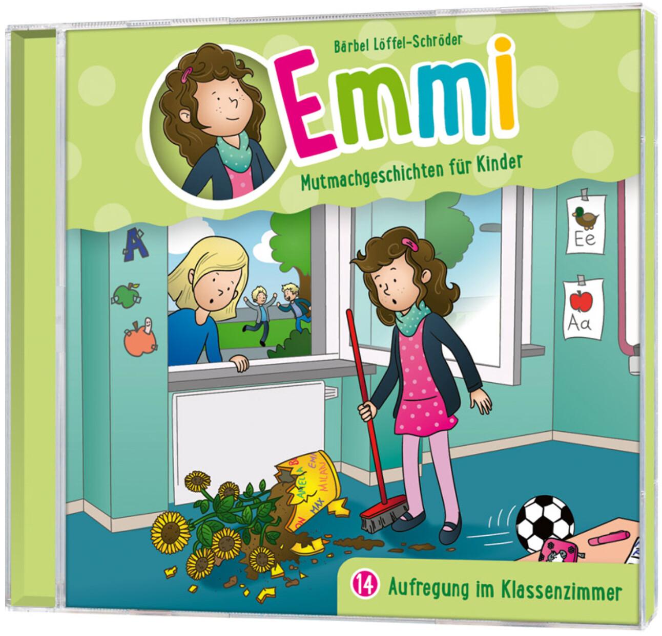 CD Aufregung im Klassenzimmer - Emmi (14)
