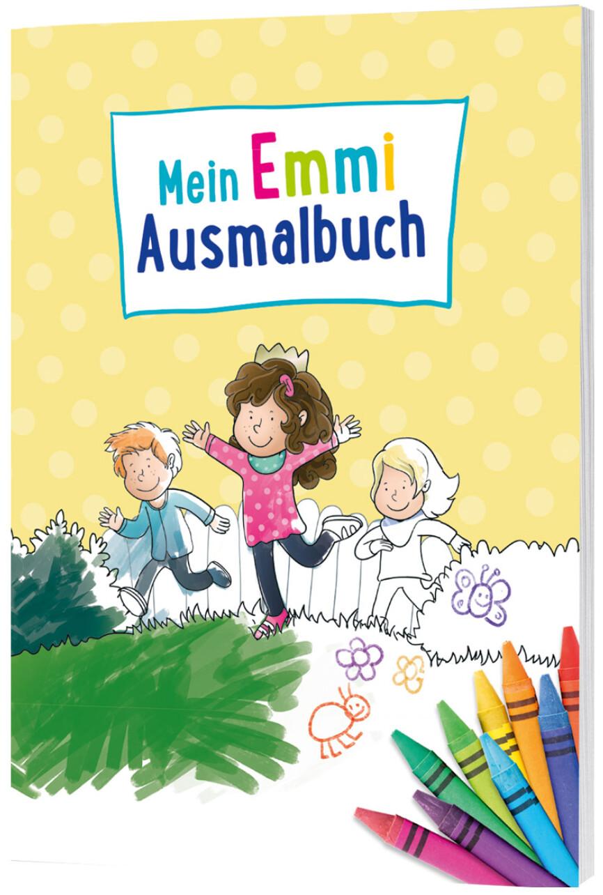 Mein Emmi-Ausmalbuch