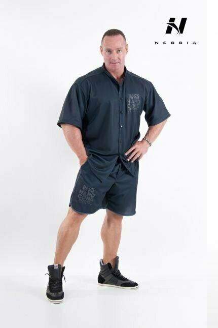 Рубашка HARDCORE BUTTON SHIRT 304