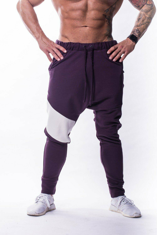 Спортивные брюки DROP CROTCH PANTS 729