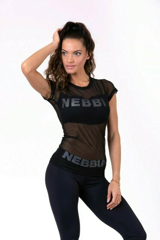 Футболка Flash-Mesh T-shirt 665