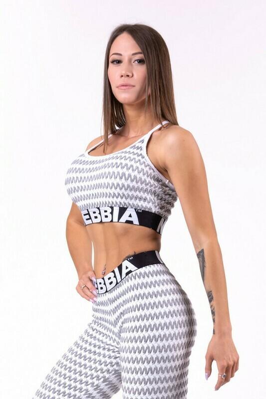 Топ Boho Style 3D pattern mini top 659