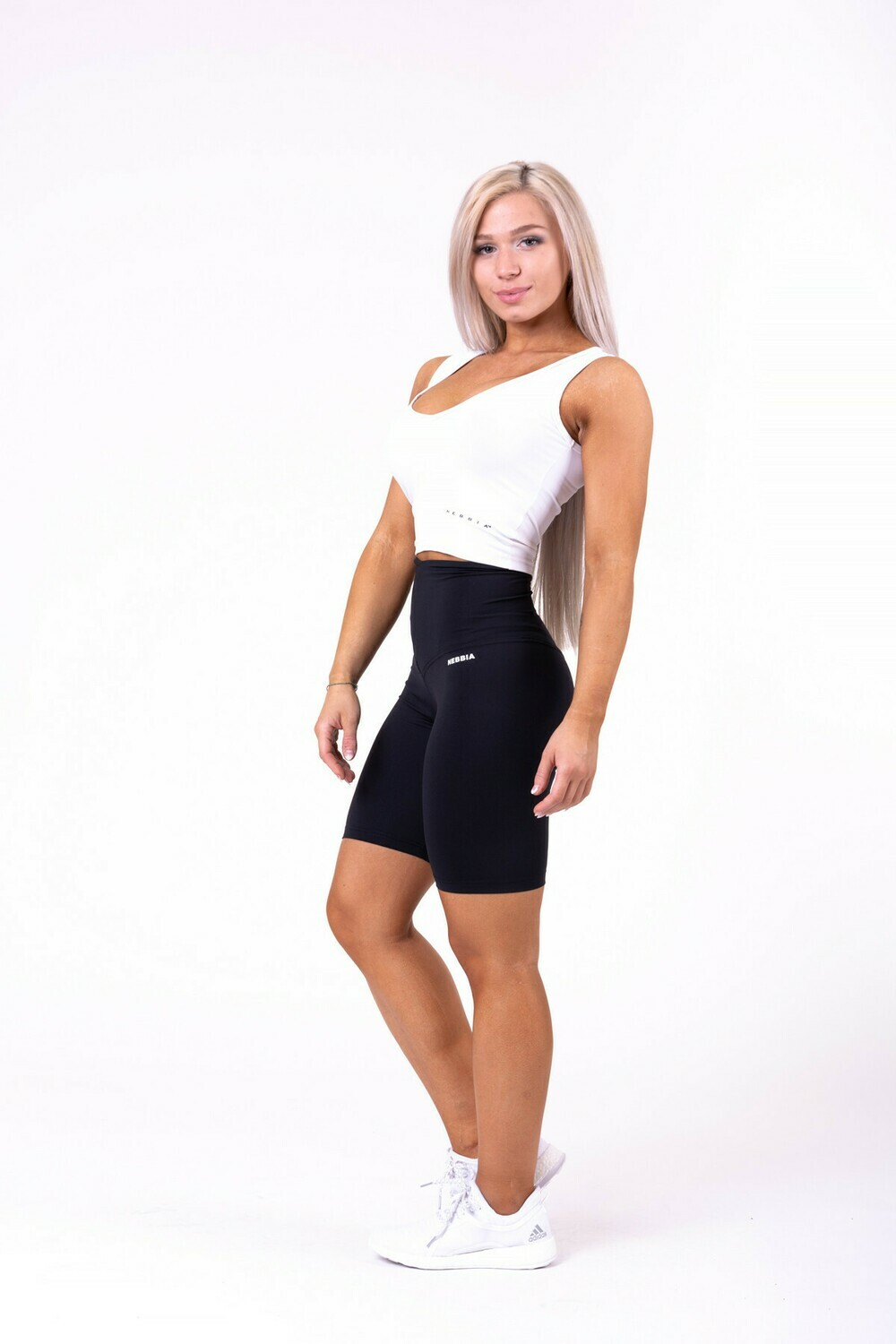 Велосипедки High waist Road Hero biker shorts 683