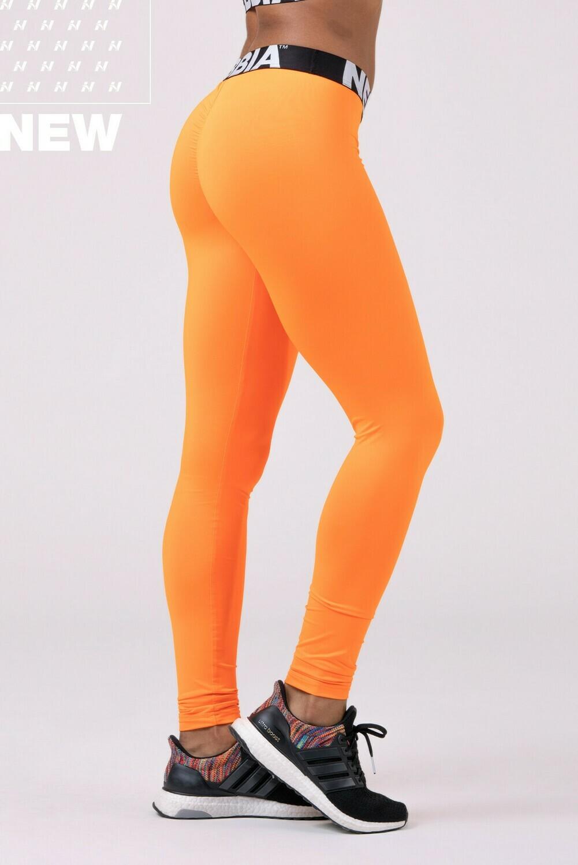 Леггинсы Squad Hero Scrunch Butt leggings 528 Оранжевые