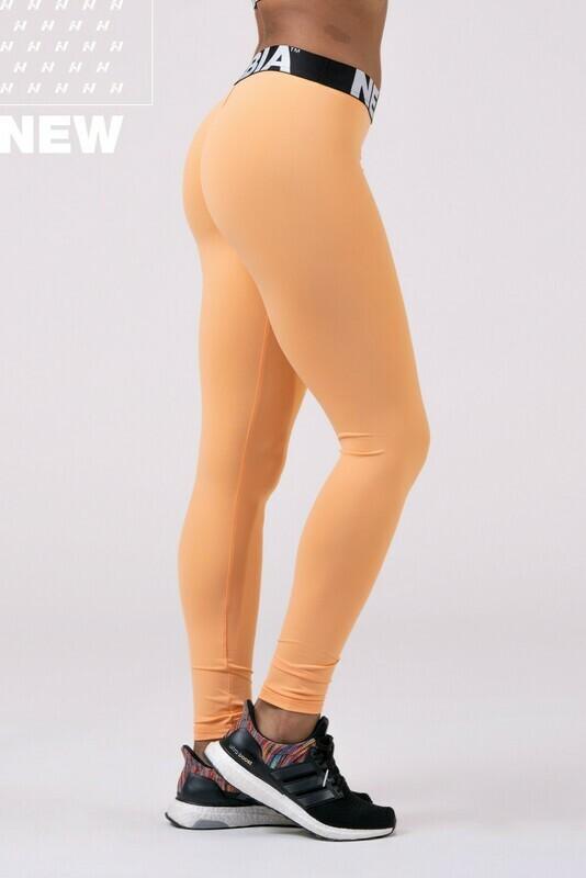 Леггинсы Squad Hero Scrunch Butt leggings 528 Абрикосовые