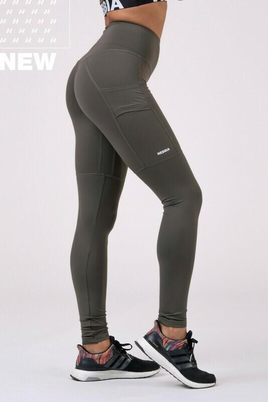 Леггинсы High waist Fit&Smart leggings 505 Сафари
