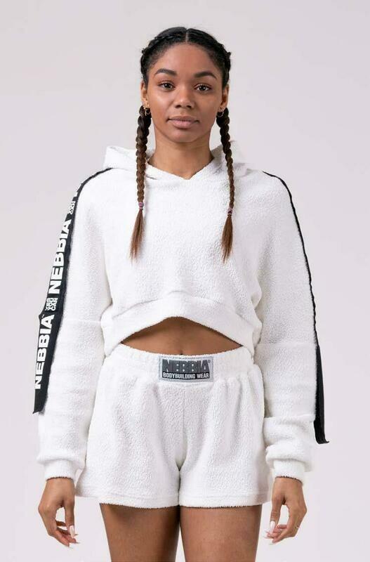 Шорты Rebel Hero boxing shorts 521 Белые