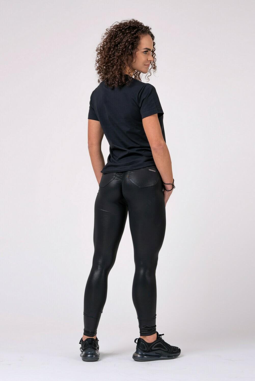 Футболка NEBBIA Women's T-Shirt 592 Черная