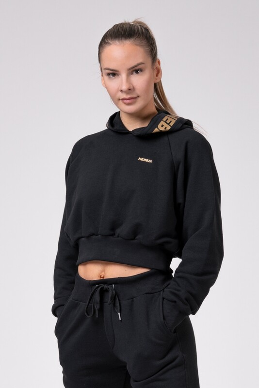 Худи Golden Cropped hoodie 824