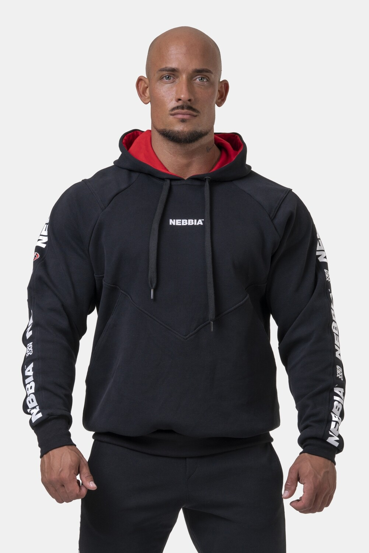 Толстовка  Unlock the Champion hoodie 194 Черная