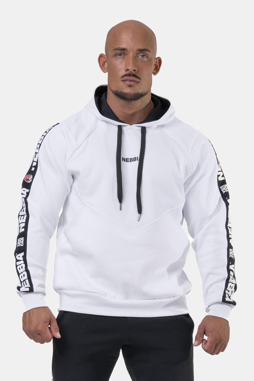 Толстовка  Unlock the Champion hoodie 194 Белая