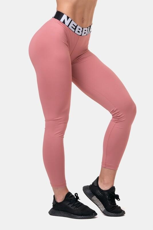 Легинсы женские Squat HERO Scrunch Butt Leggings 571 Розовые